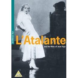 L'Atalante and the films of Jean Vigo - 2 disc set [DVD]